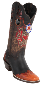 Wild West Woman Shark - Cognac 2319303