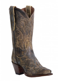 Dan Post Women's Western Boots El Paso Tan DP3247