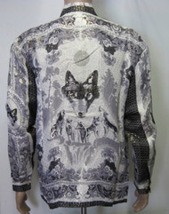 Wolves Silk Shirt