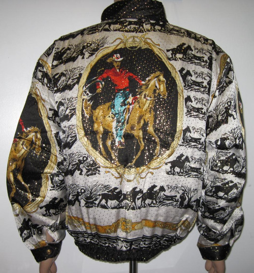 Rodeo Bomber Jacket