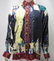 Socrates Silk Shirt