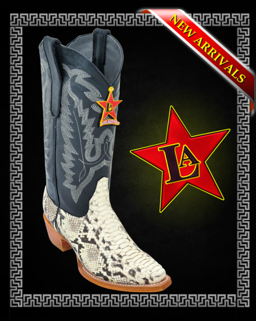 Python Natural Women's Western Boots Style:345749