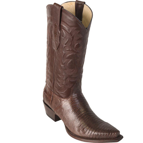 Brown Mens Lizard Western Cowboy Boots www.georgetowncowboyboots.com Style:940707