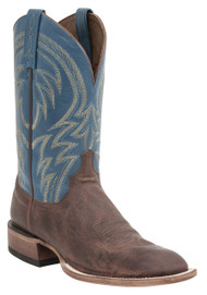 Lucchese Boots Since 1883 Mens Western Alan Cognac Leather M2661