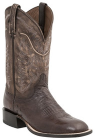 Lucchese Since 1883 Cigar Mens Ostrich Western Cowboy Boots M2673