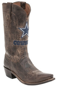 Lucchese Since 1883 Dallas Cowboys Western Boots M1041-Jaxon