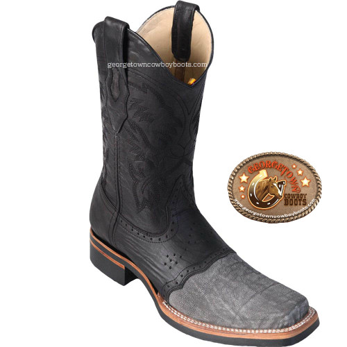 Square Toe Elephant Mens Boots Los Altos 8167009