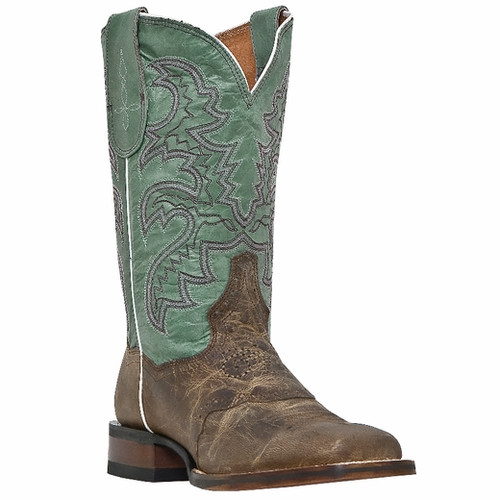 San Michelle DP2863 Cowgirl Certified Square Toe Dan Post Boots
