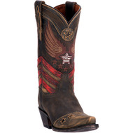 DP3676 N'Dependence Dan Post Womens Brown Western Boots