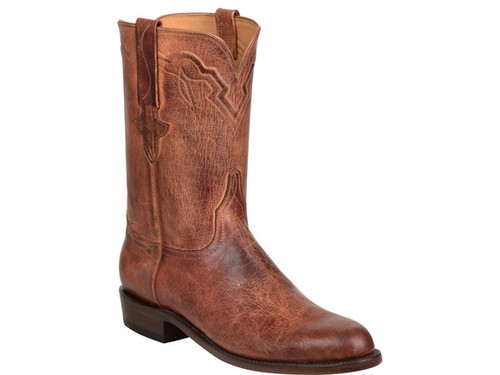 GY3513.RR Lucchese Roper Peanut Brittle