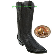 Mens Caiman Belly Los Altos Boots 998205