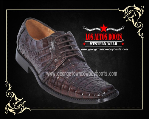 Full Caiman Brown