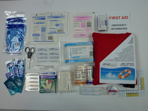Essentials 2 Kit with content displayed