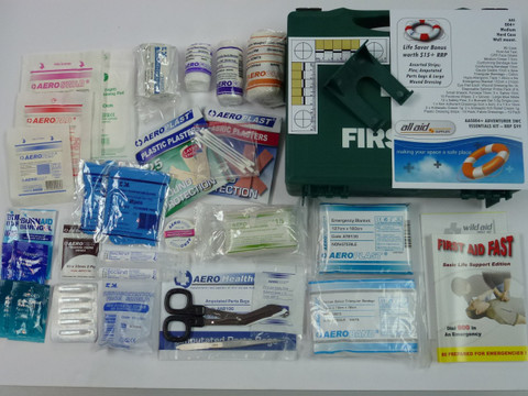 Hard Case 2 Kit with content displayed.