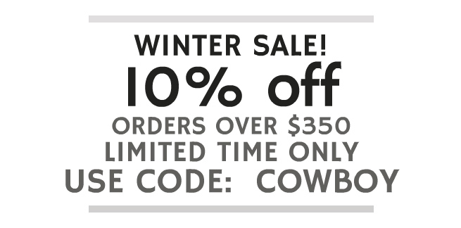 Cowboy Boots Winter Sale