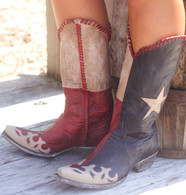 Old Gringo Spirit of Texas Boots L1416-4 Picture