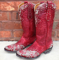 Old Gringo Erin Red Boots L640-17 Picture