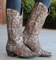 Old Gringo Nadia Milk Boots L1642-5 Picture