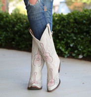 Junk Gypsy by Lane Crossroads Bone Boots JG0002D Picture