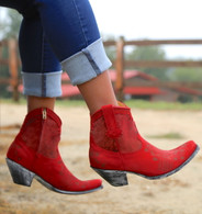 Yippee by Old Gringo Atenea Red Boots YL250-3 Picture
