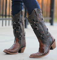 Corral Boots Musgo Python Cross C2123 Main Picture
