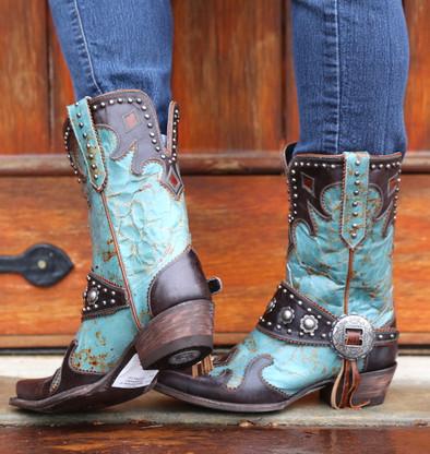 double d boots