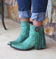 Double D by Old Gringo Coyote Moon Boots DDBL008-3 Picture