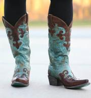 Lane Dawson Boots LB0023A Store Picture