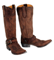 Old Gringo Men's Pisa Chocolate Boots M378-4 Picture