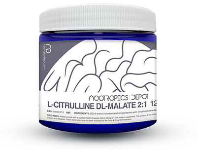Buy L-Citrulline DL-Malate Supplement