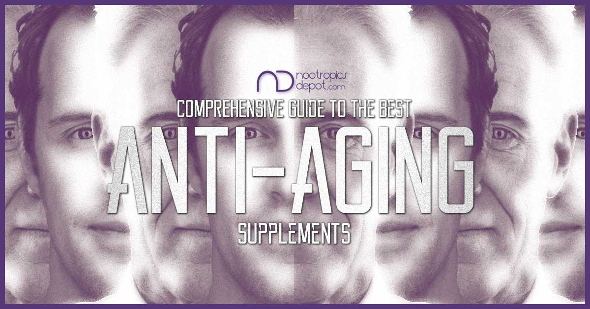 Comprehensive Guide to the Best Anti-Aging Supplements