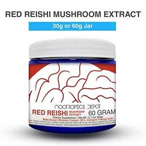 Buy Red Reishi Mushoom 1:1 Extract Powder