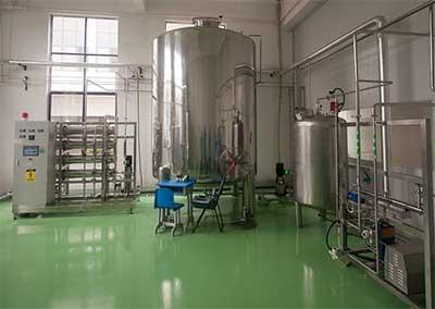 Nammex Mushroom Extraction Facility