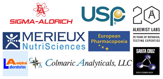 Sigma Aldrich, Alkemist Labs, Colmaric and More