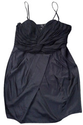 PLUS SIZE, Black Holiday Party Dress! Sweetheart Neckline.