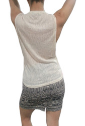 NORDSTROM'S QUALITY Oatmeal Top is Ultra-Light Mesh!