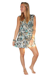 Floral Baby Doll Dress!