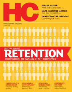 HC Special Report: Retention 2012 (soft copy only)