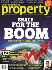 2013 Your Investment Property September issue (soft copy only)