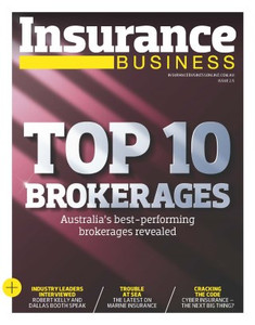 2013 Insurance Business issue 2.05 (available for immediate download)
