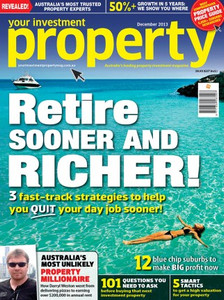 2013 Your Investment Property December issue (available for immediate download)