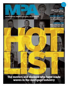 2014 Mortgage Professional Australia January  issue (soft copy only)