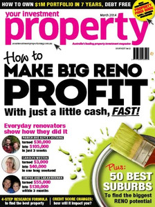 2014 Your Investment Property March issue (available for immediate download)