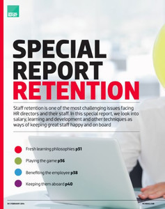2014 HRD Special Report: Retention (available for immediate download)