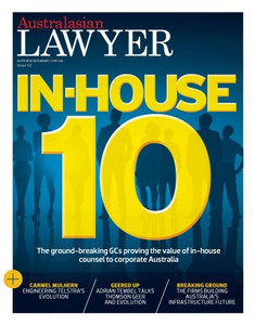 Australasian Lawyer 1.02 issue (available for immediate download)
