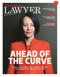 Australasian Lawyer 1.04 issue (soft copy only)