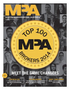 2014 Mortgage Professional Australia December issue (available for immediate download)