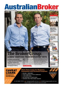 2015 Australian Broker January issue 12.01 (available for immediate download)