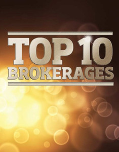 2012 Top 10 Brokerages (available for immediate download)