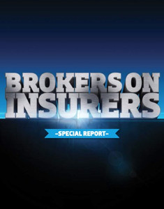 2013 Brokers on Insurers (soft copy only)
